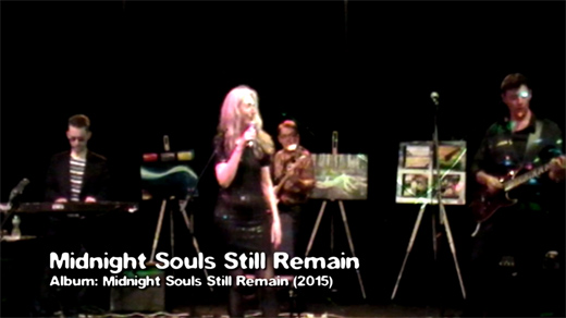 Dayglo Fishermen performing live - 'Midnight Souls Come (a)Live' DVD